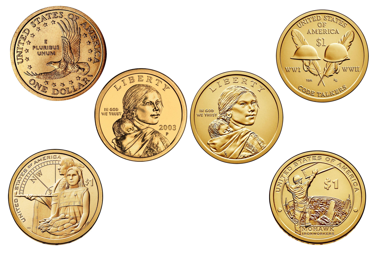 3 Sacagawea Dollars That Can Make You Rich Dollar Coin Value Sacagawea Dollar Dollar Coin