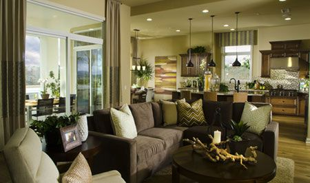 Toll Brothers  Toll Brothers At Stonebridge La Jolla  Decor Cool La Jolla Living Room Review