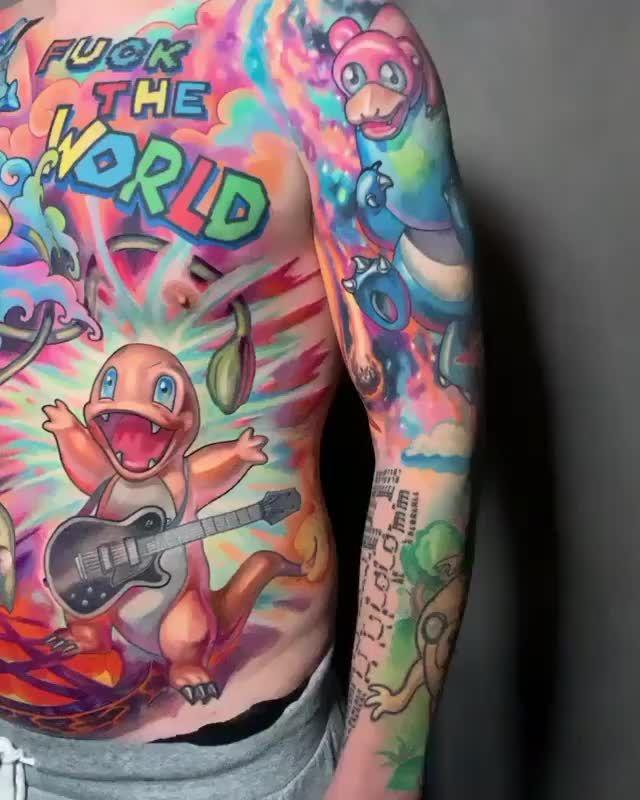 Angelina Mengel Tattoo Artist Tattoo1source