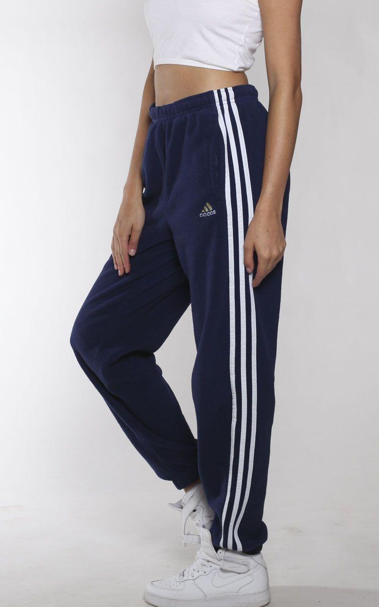 Vintage Adidas Fleece Track Pants Vendor Frankie Collectivetype Bottomsprice 48 00 Vintage Adidas Adidas Fleece Pants Summer Outfit Inspiration Fashion