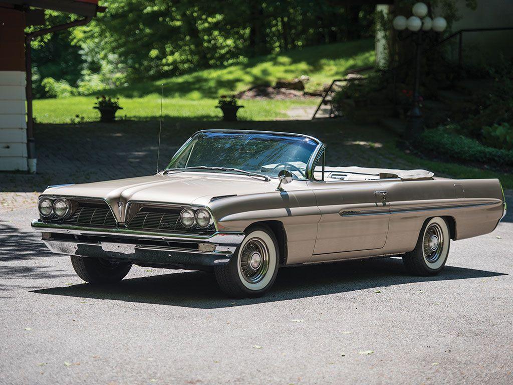 1961 Pontiac Catalina convertible | Pontiac 1961-64 | Pinterest ...