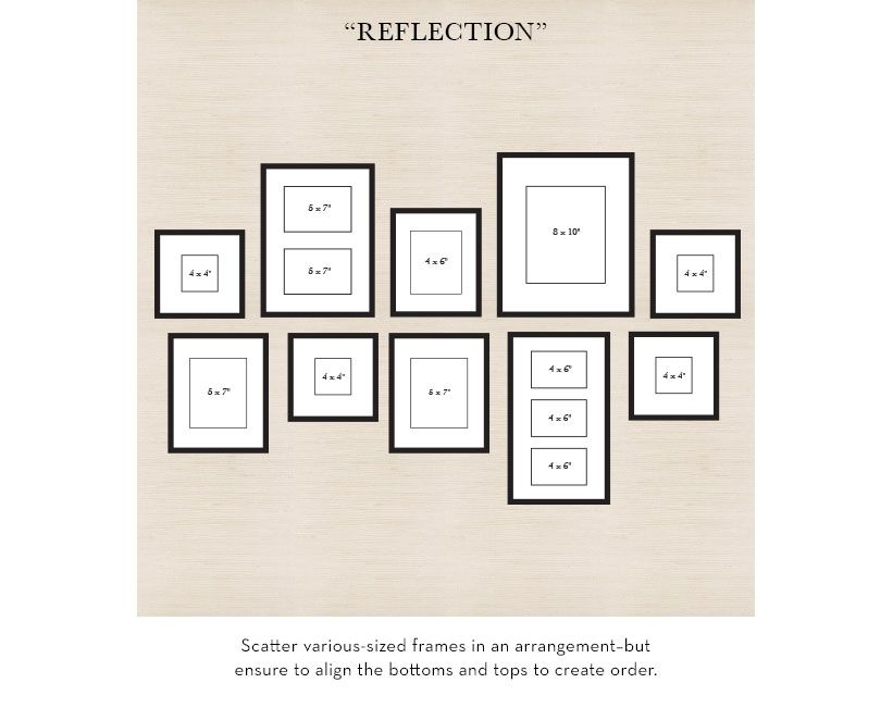 How To Create A Gallery Wall Gallery Wall Layout Gallery Wall Gallery Wall Template