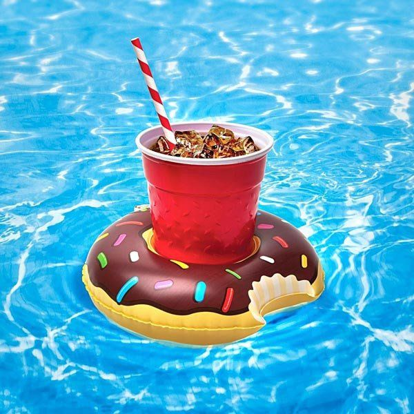 Photo of Donut Drink Float (Set of 3)