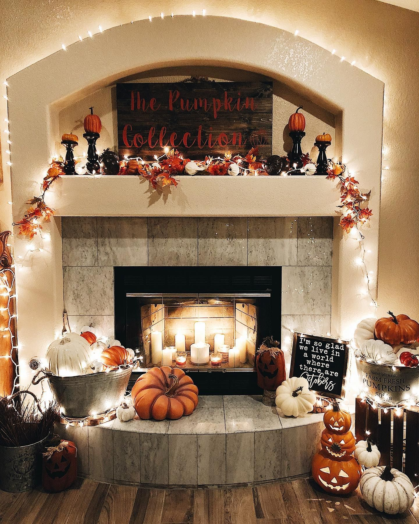 Halloween Decorations in 2020 Fall decor diy, Fall decor