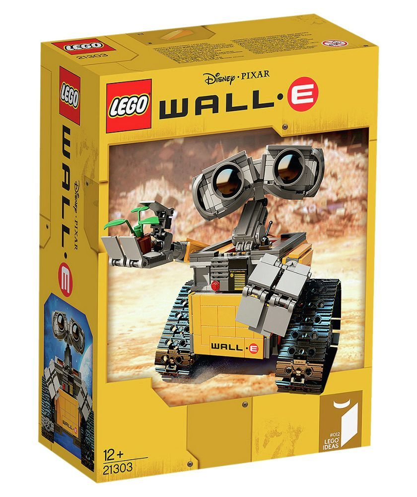 Buy Lego Wall E At Argos Co Uk Your Online Shop For Lego Tash