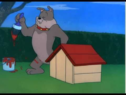 Tom And Jerry The Dog House Warner Bros Cartoons Tom And Jerry