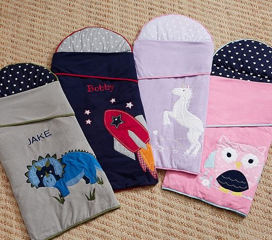 Classic Critters Nap Mats Toddler Backpack Pottery Barn