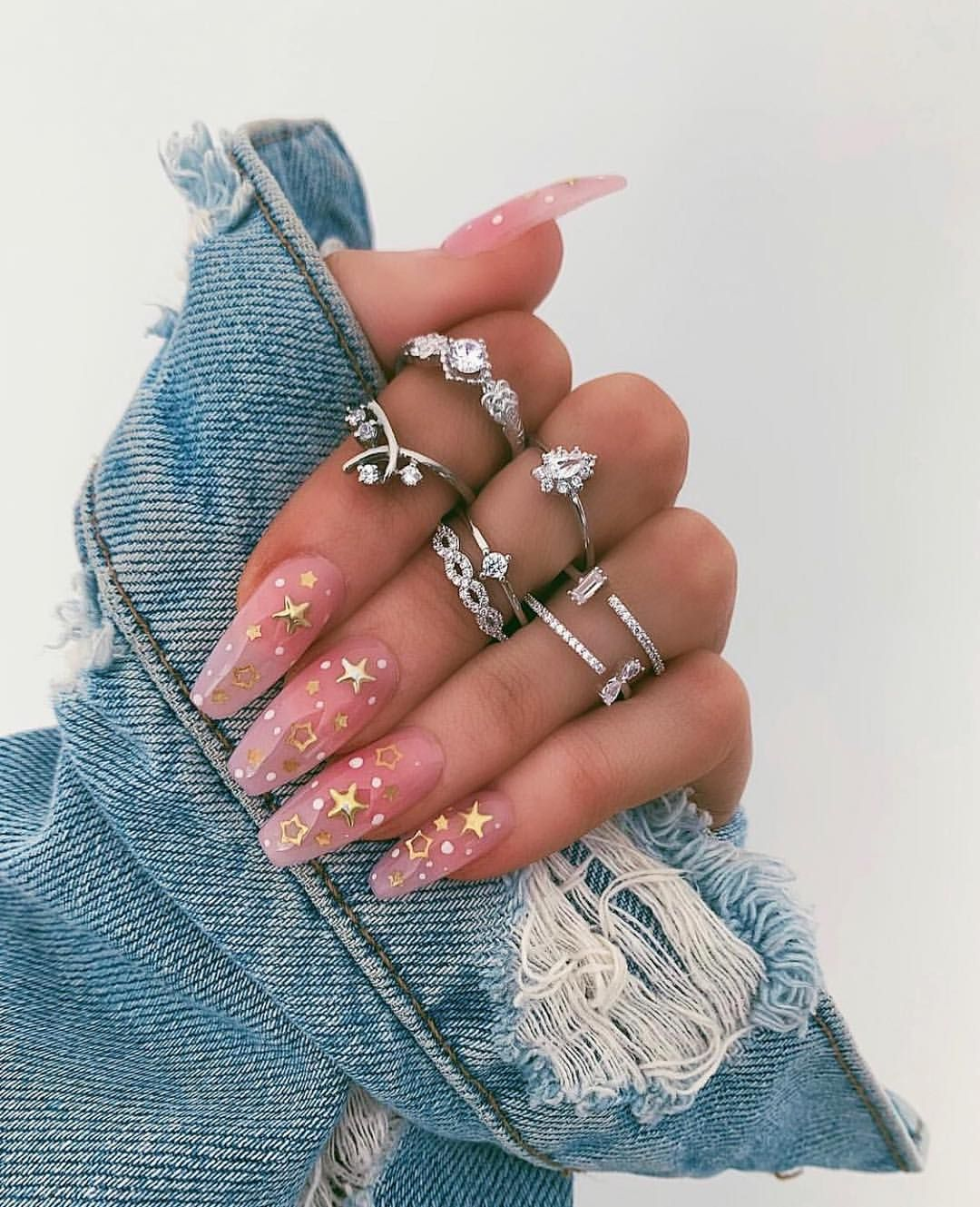 Boohoo Com On Instagram Nailed It Bohomoon Doyourthing Nails Inspiration Best Acrylic Nails Pretty Acrylic Nails