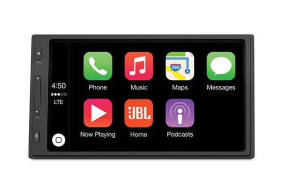 Harman Joins Aftermarket Carplay Arena With Jbl Legend Cp100 Android Car Stereo Apple Car Play Digital Multimedia
