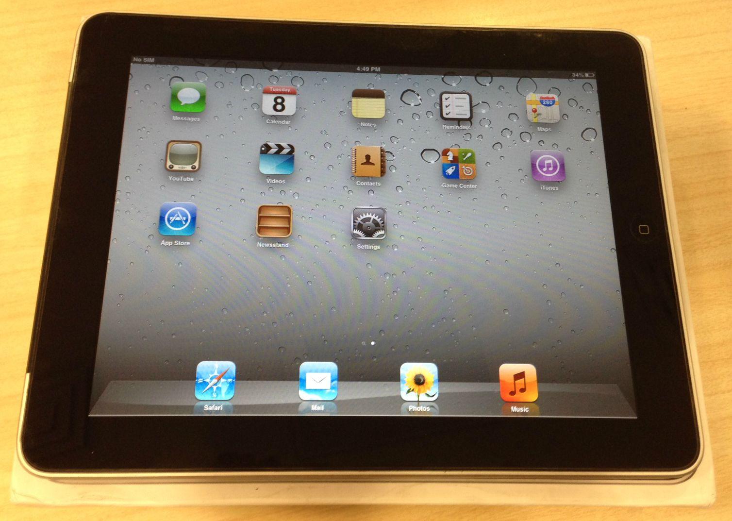 Apple Ipad Apple Ipad 1 Apple Ipad Ipad 1st Generation