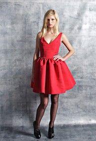 Chloe Reese Silk Dress