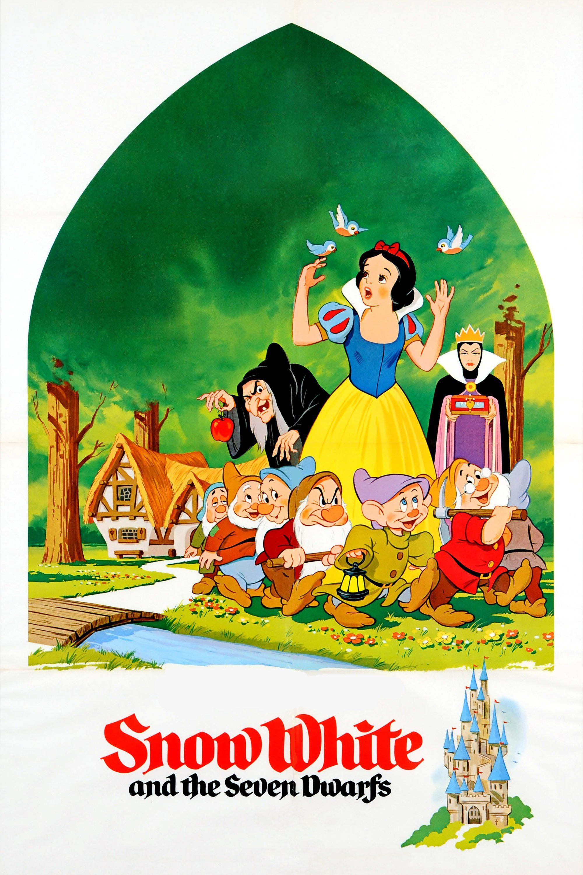 Watch Snow White And The Seven Dwarfs Full Hd Movie Online Hd Movies