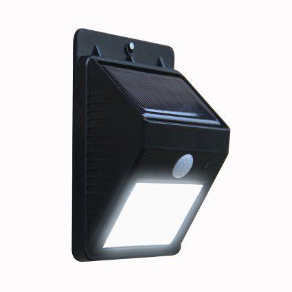 Frostfire Bright Led Wireless Solar Powered Motion Sensor Light Sensor Lights Outdoor Motion Sensor Lights Solar Powered Lights