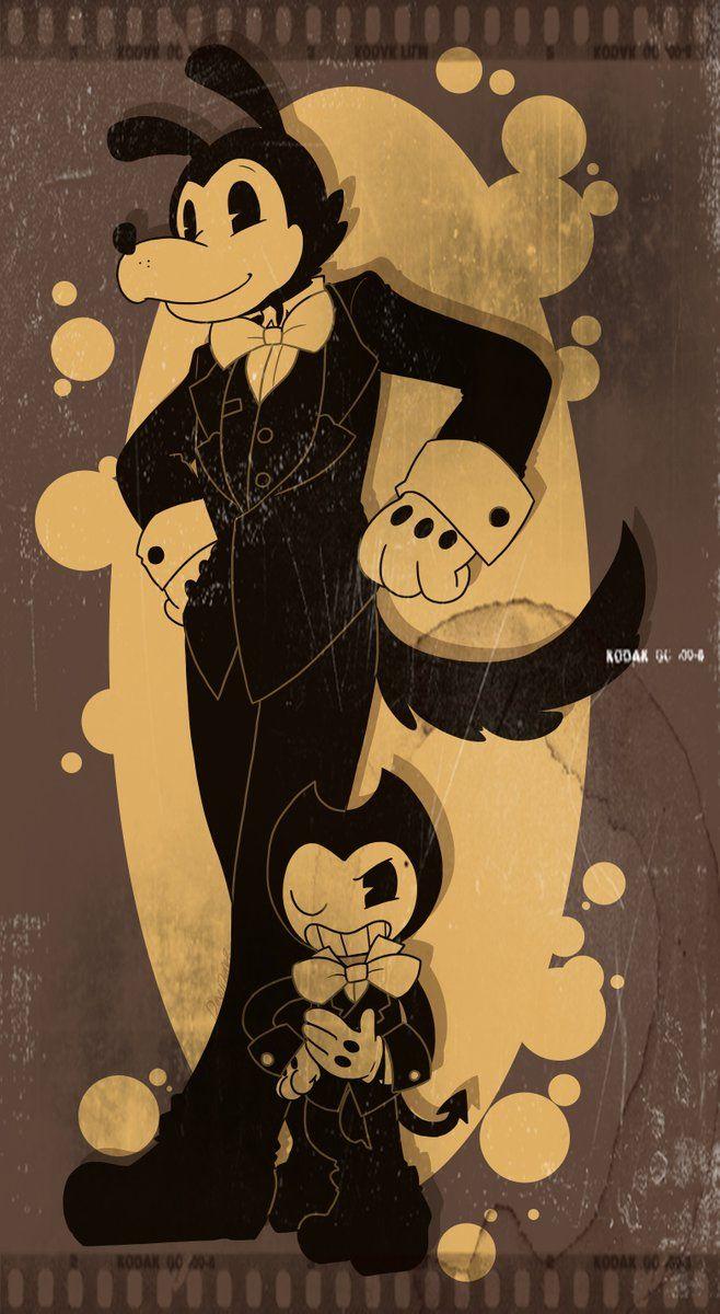 Batim Bendy And The Ink Machine 그래서 Bendy And The Ink Machine Anime Undertale Drawings