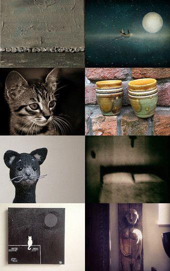 The dark side.................... by talma vardi on Etsy--Pinned with TreasuryPin.com