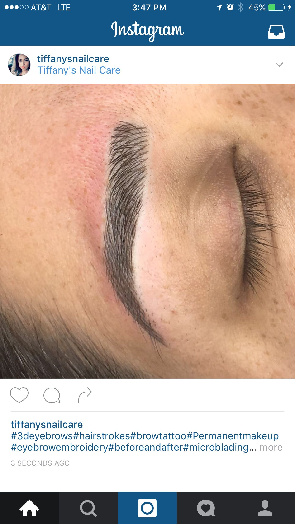 3d Hair Stroke Permanent Makeup Eyebrows : stroke, permanent, makeup, eyebrows, Stroke, Permanent, Makeup, Tattoo., Cosmetic, Feathering., Microblading, Microblading,, Eyebrows,, Eyebrows