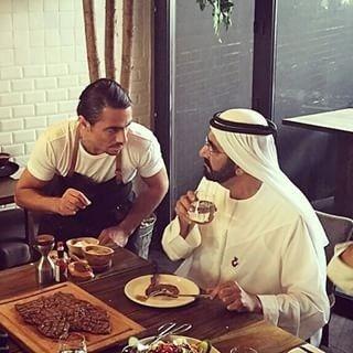 مطعم نصرت كما يطلقه العرب على مطعم Nusr Et Steakhouse نصر ستيك هاوس للحوم في اسطنبول مطعم نصرت ستيك هاوس اسطنبول
