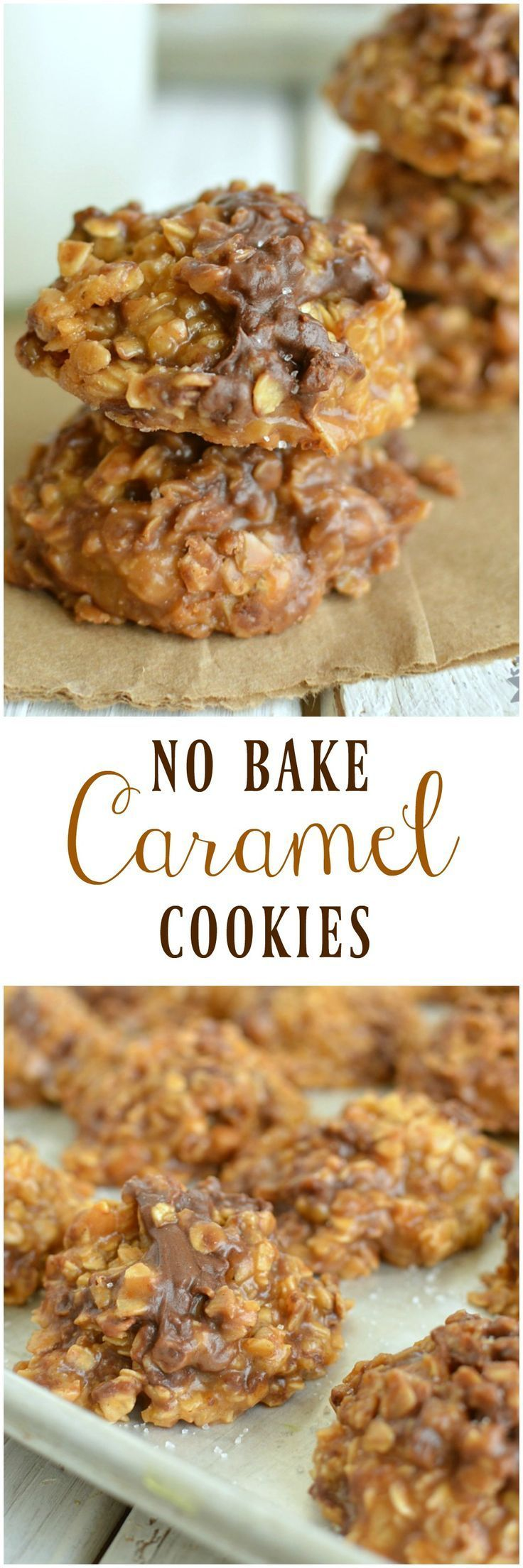 buttery caramel, crunchy toffee chips, and a chocolate chips come  in a…
