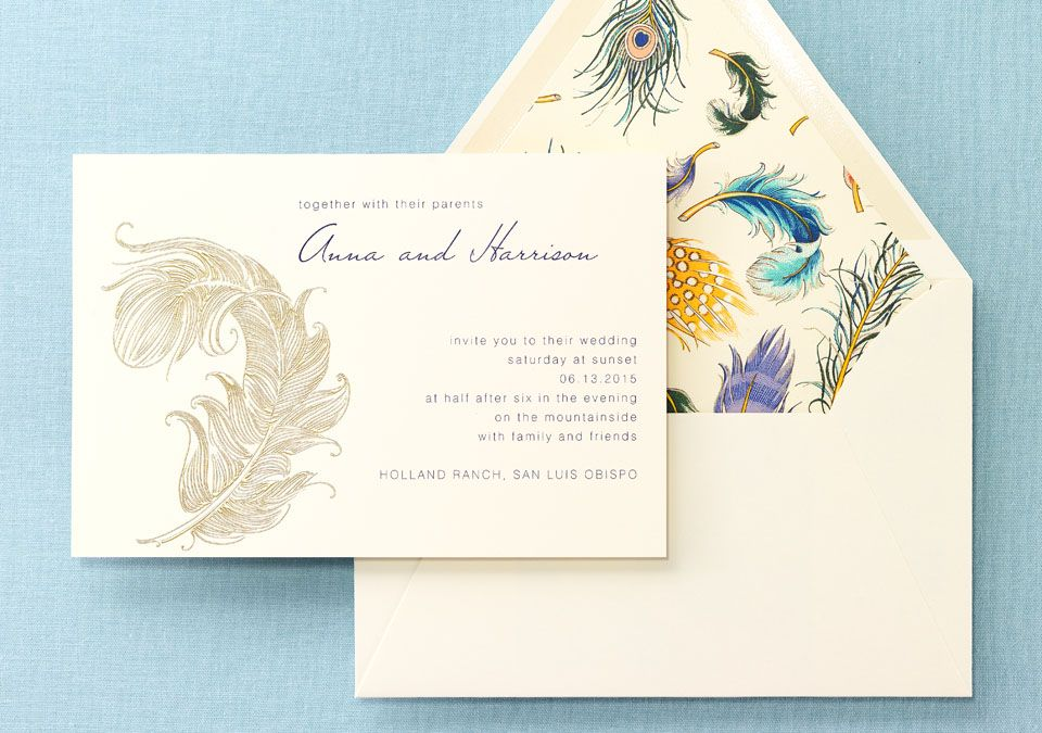 Brides Magazine Wedding Invitations