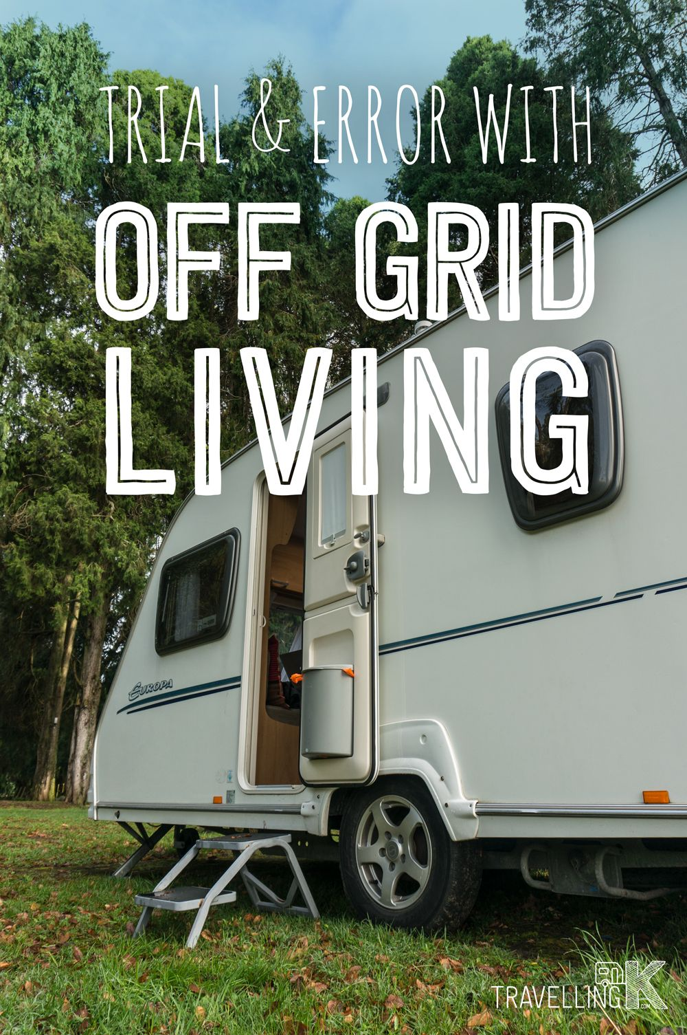 Learn about the quirks of solar panels, caravan showers and all ...