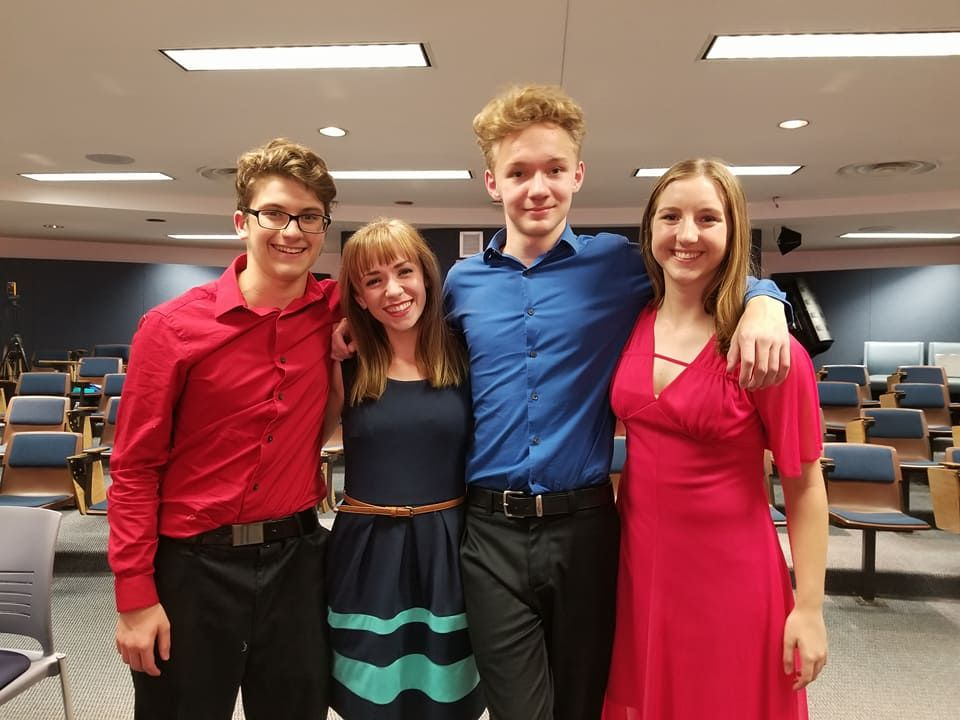 Four Pca High School Students Are Selected For A Great Opportunity