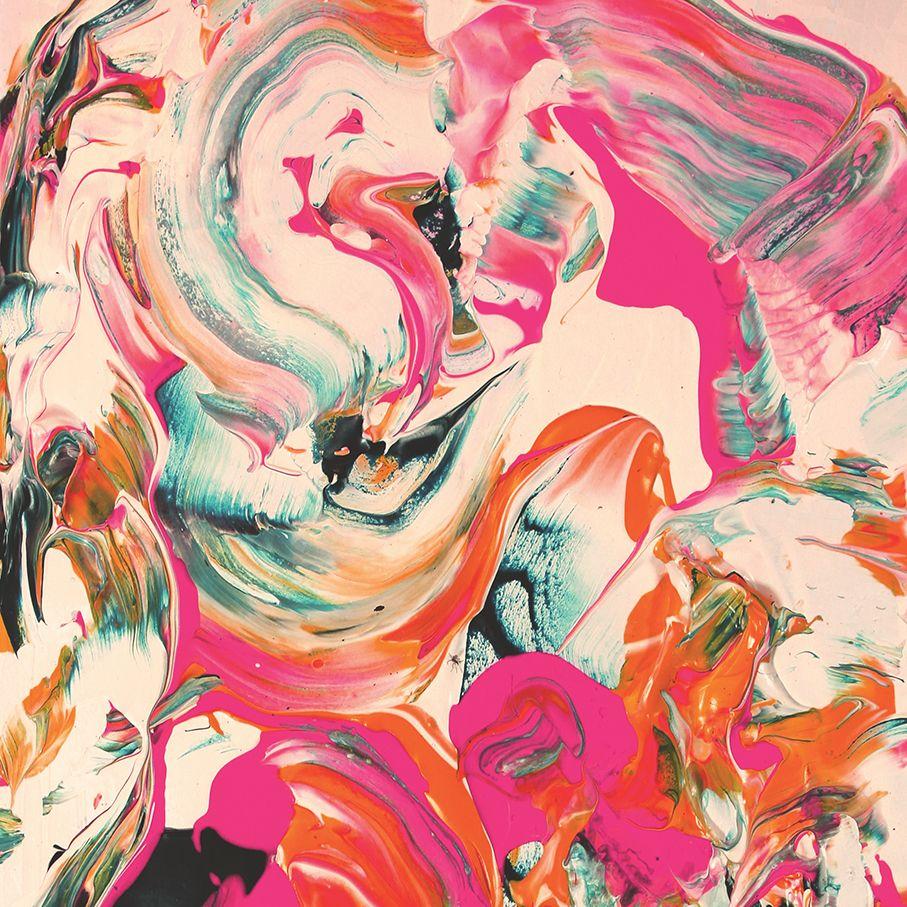 jackvanzet Fond d'écran abstrait, Art design, Peinture