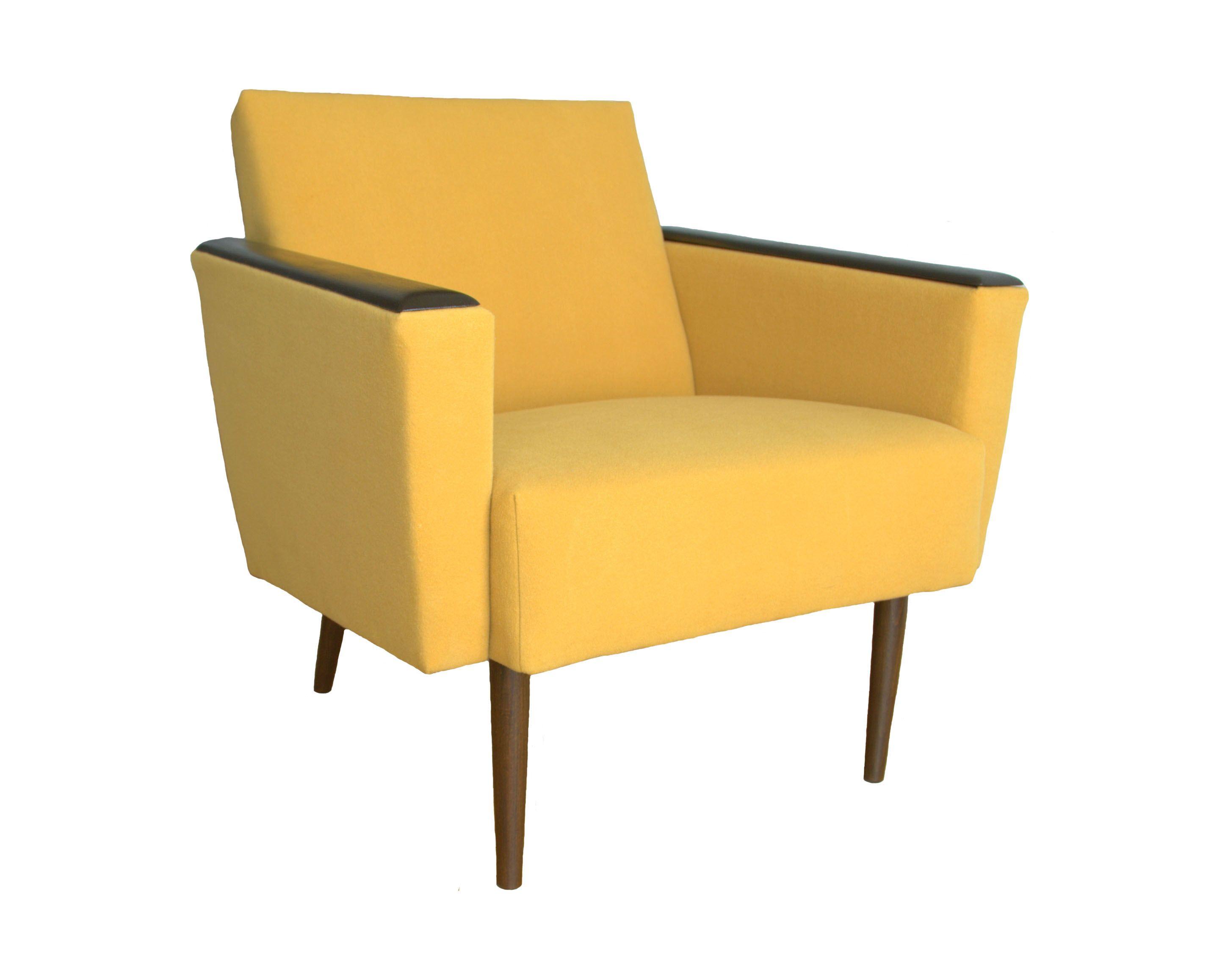 1960s Danish Style Easy Chair Https://www.etsy.com/uk