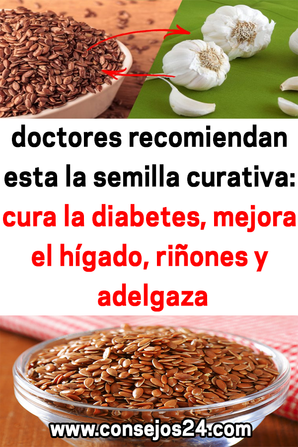 cura para la diabetes con semillas de alpiste