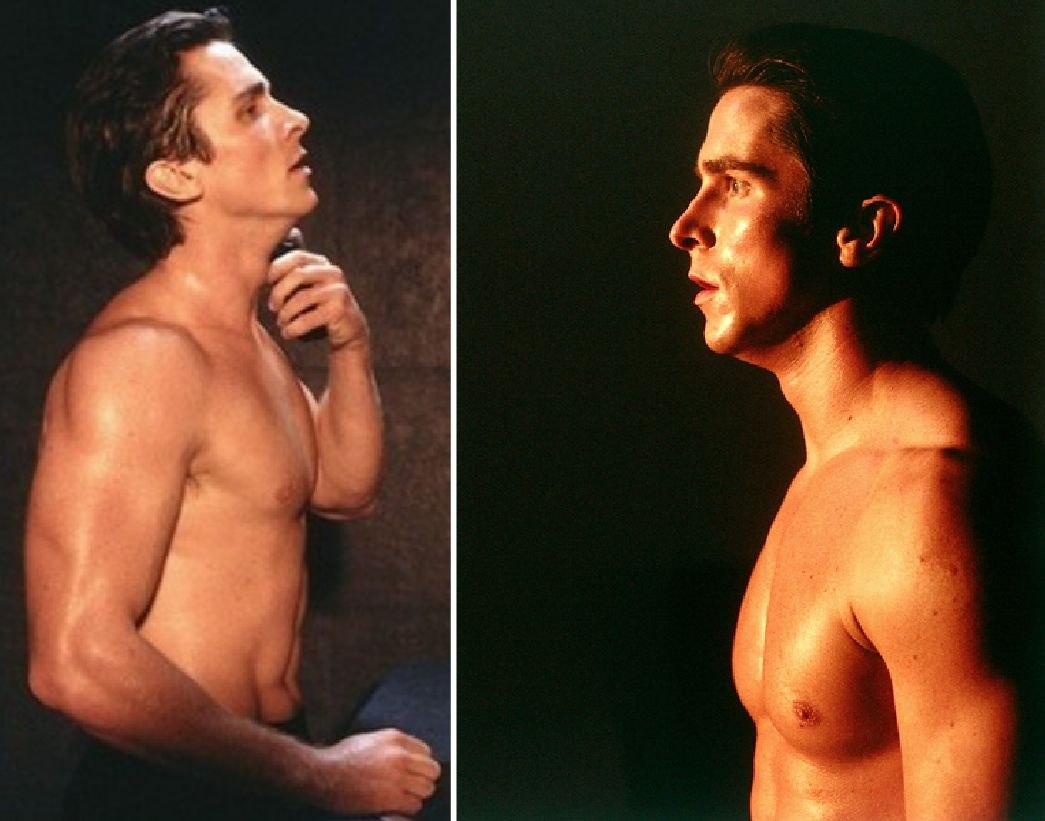 Apologise, Christian bale shirtless excellent and