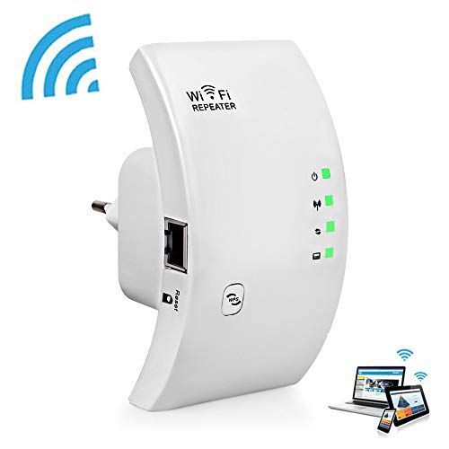 Wi-Fi Repeater Extender Wireless Signal Amplifier 802.11n//b//g Antenna Booster