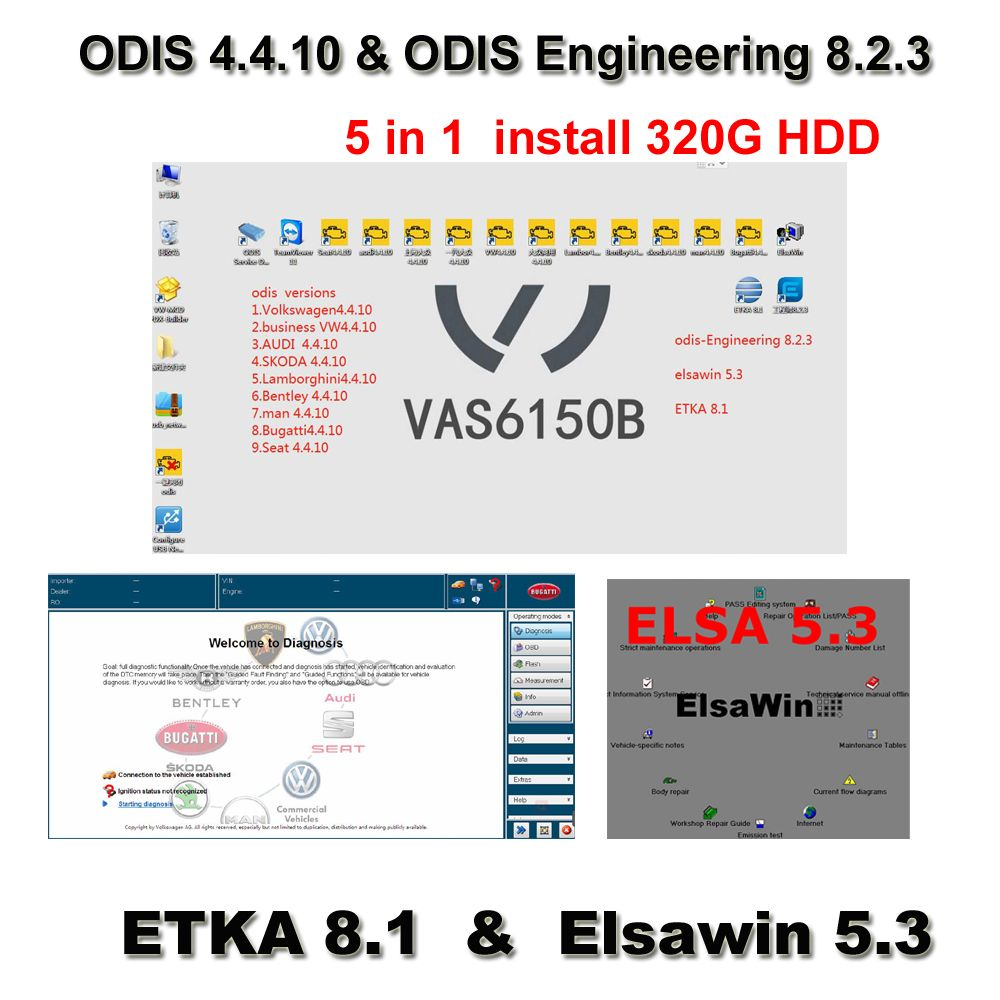 Odis4410SoftwareDownload ODIS 4 4 10 Download Software 5 in