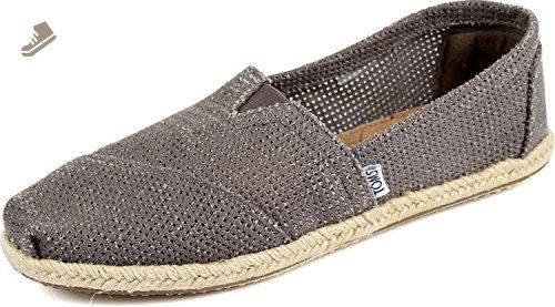 9a2fbc56090 Toms - Womens Slip-On Shoes In Ash Freetown