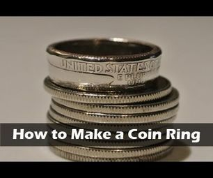 turn a coin into a ring