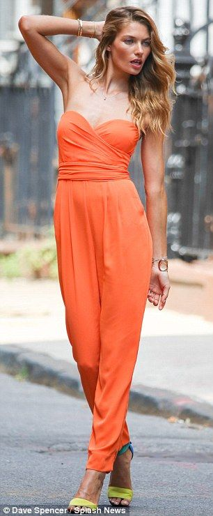 17 Best images about jumsuits on Pinterest | Rompers, Suspender ...