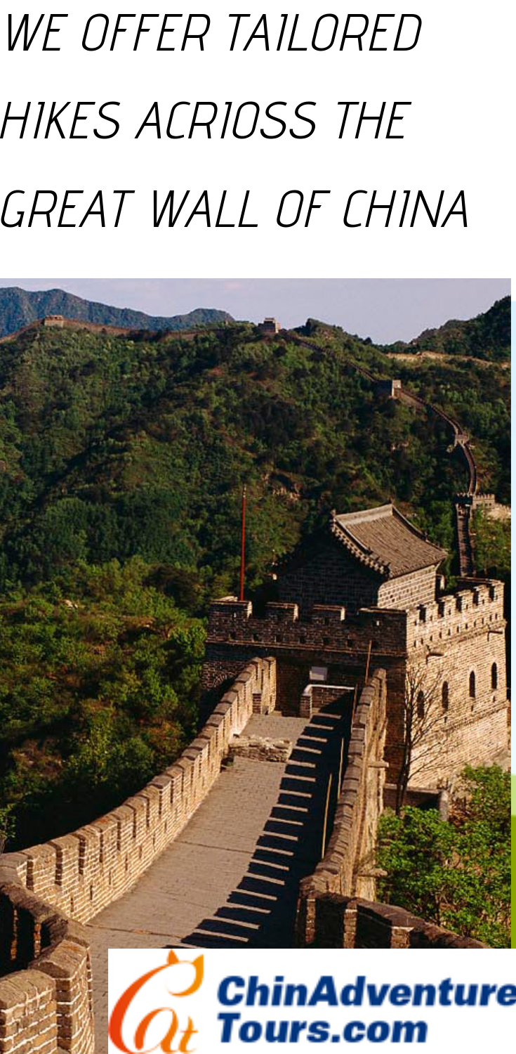 The Great Wall Of China Is An Ancient Series Of Walls And Fortifications Located In Northern China Built Travel And Leisure Great Wall Of China Hiking Tours