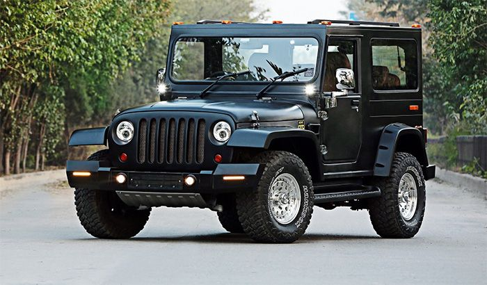 Modified Jeeps Of India Outrageous To Outstanding Cartoq Honest Car Advice Jeep Custom Jeep Willys