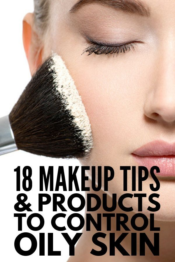 How to Get Rid of Oily Skin | If you want to know how to control oily skin, it all starts with your skin care routine, and contrary to popular belief, ...