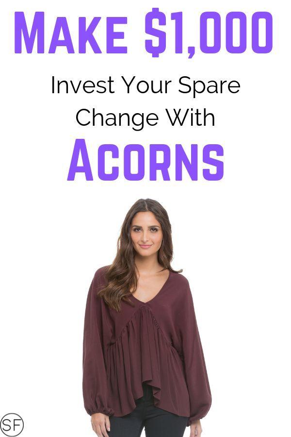 In this Acorns app review I explore what the Acorns app is