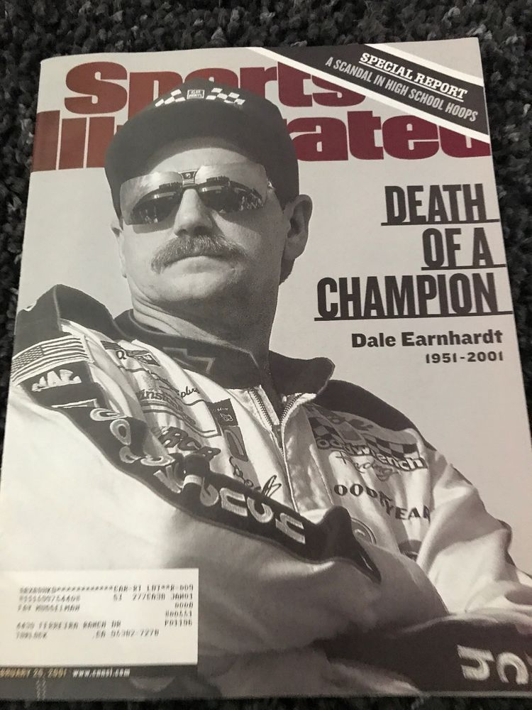 Details about rare magazine lot sports illustrated dale