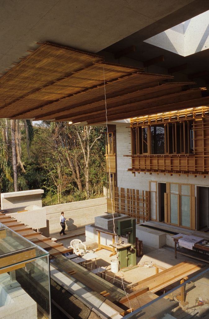 C HOUSE UNDER CONSTRUCTION: DONOVAN HILL | 1 | Materials | Wood | Pinterest  | Construction, House And Architects
