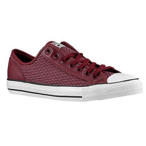 Converse Unisex Chuck Taylor Overlay Oxford Red Shoes 10 BM US -- You can find out more details at the link of the image.(This is an Amazon affiliate link)