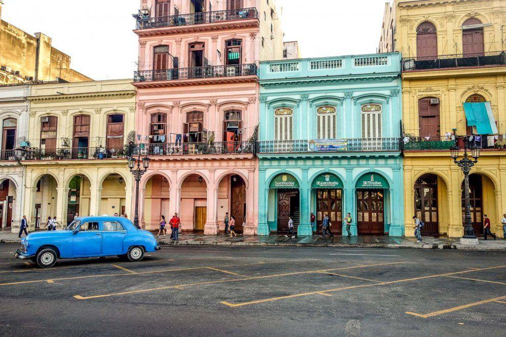 Dall'Italia all'India, le città più colorate del mondo