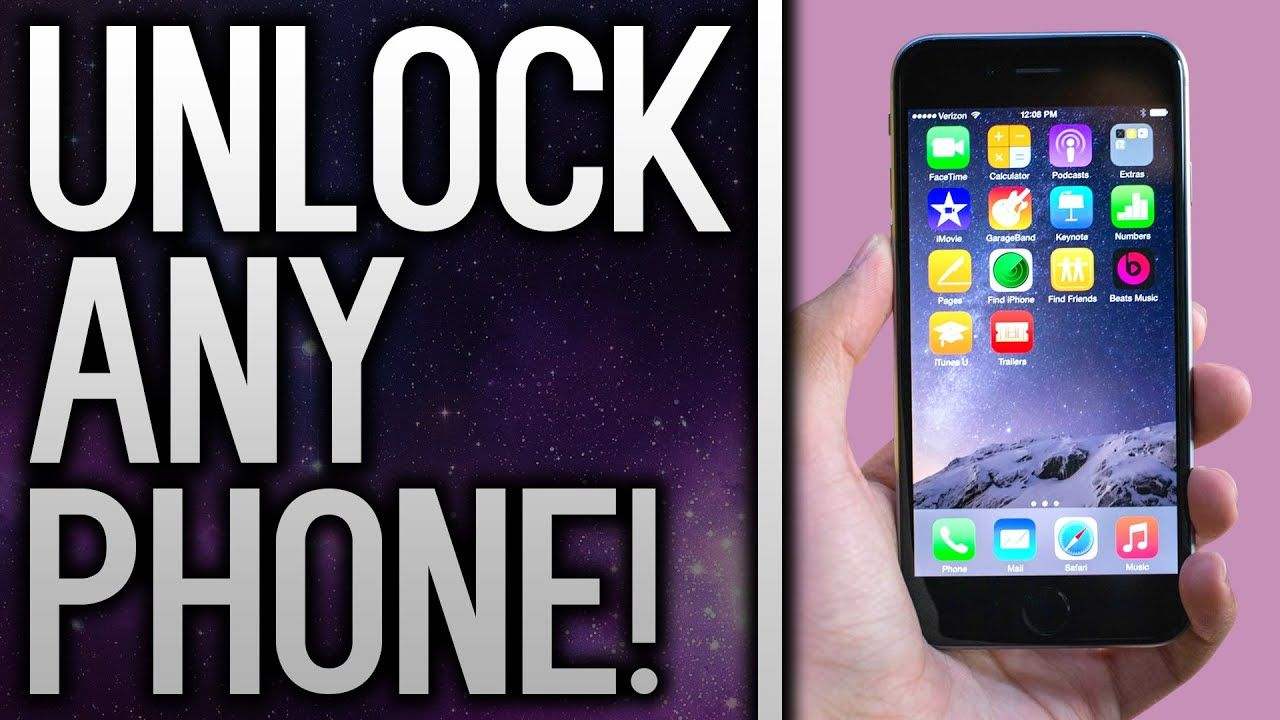 How To Unlock Any Iphone From Any Carrier 2019 Xs Xr X 8 7 6 5 Unlock Iphone Free Iphone Unlock Code Unlock Iphone