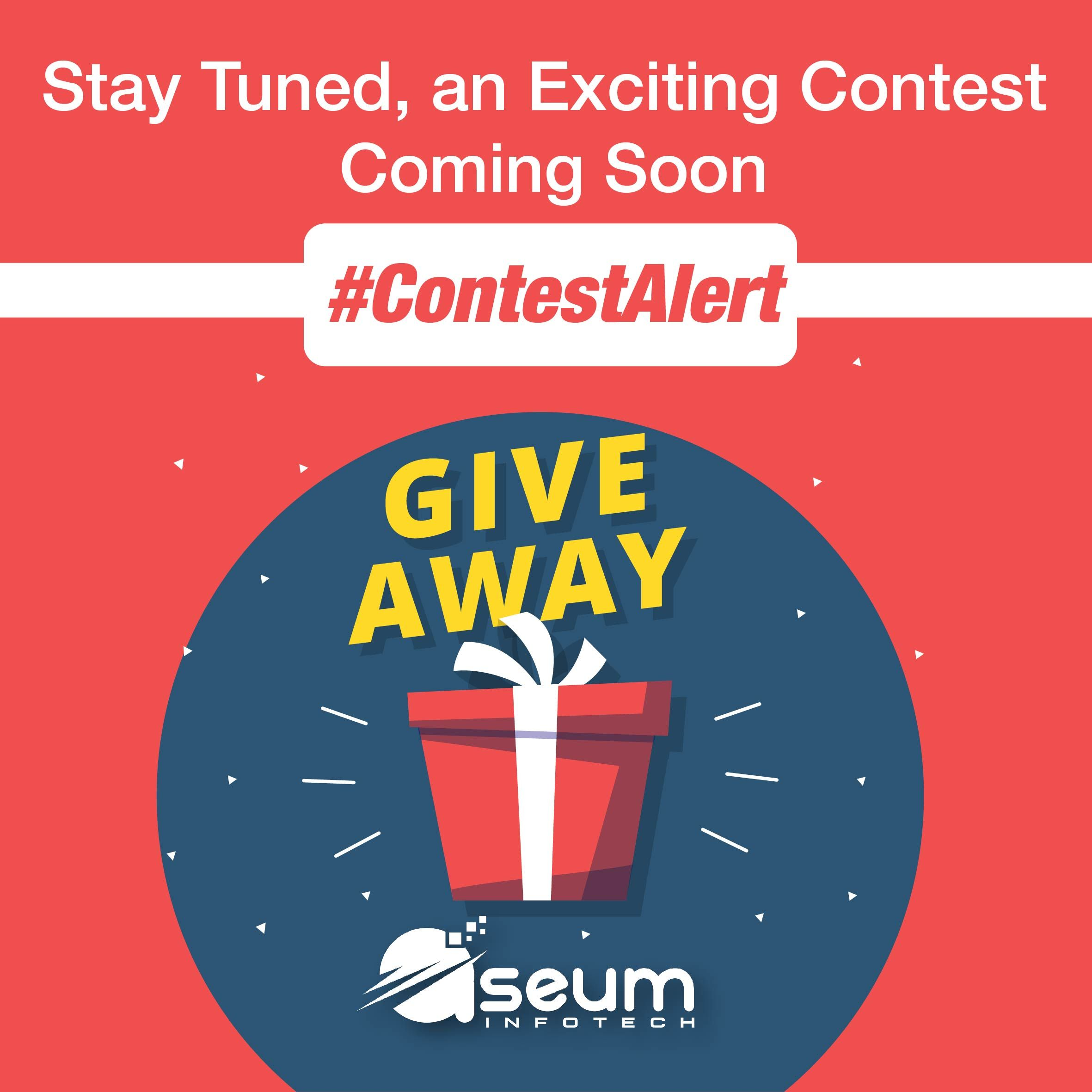 aseuminfotech ContestAlert Contest StayTuned giveaway