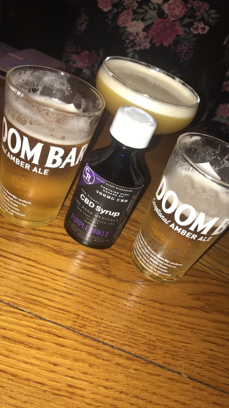 CBD Infused beers with syrups? Cbd, Ale, Beer