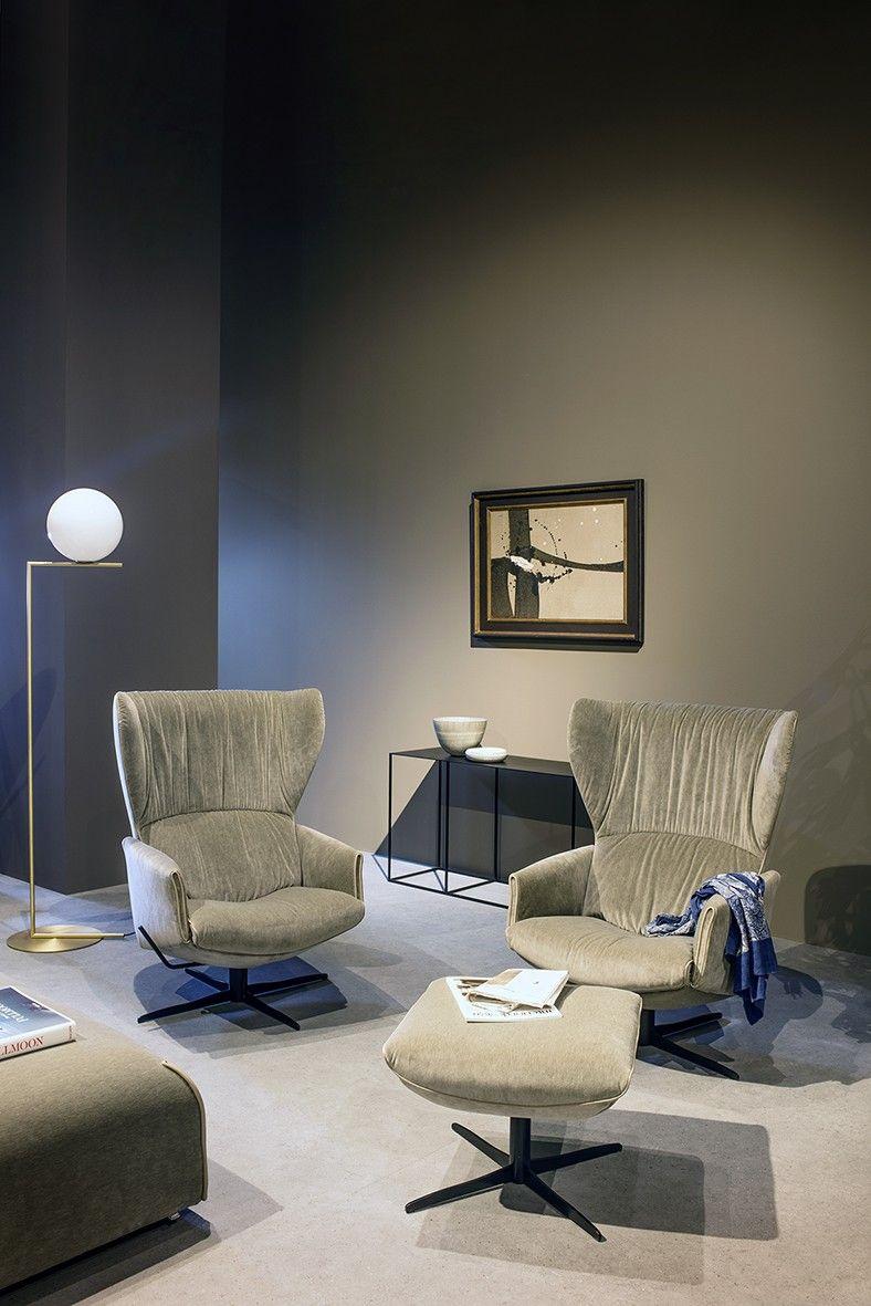 Design Fauteuil Jori.Armchair Rapsody Lounge Jori Delightfully Downy Somewhat