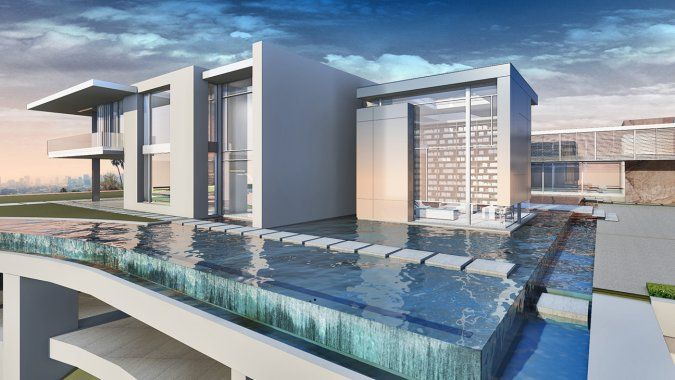 500 Million Home To Be Listed In Bel Air Will Be Most Expensive