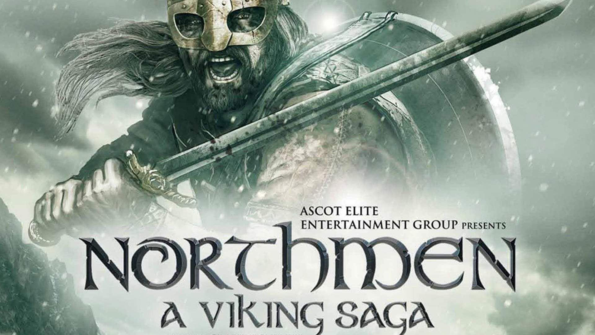 A band of Vikings are stranded behind enemy lines on the