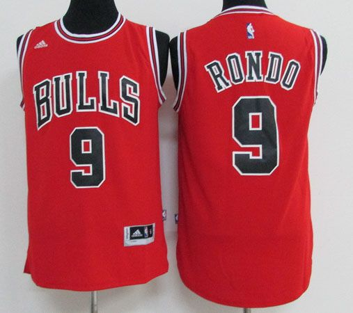 rondo jersey bulls