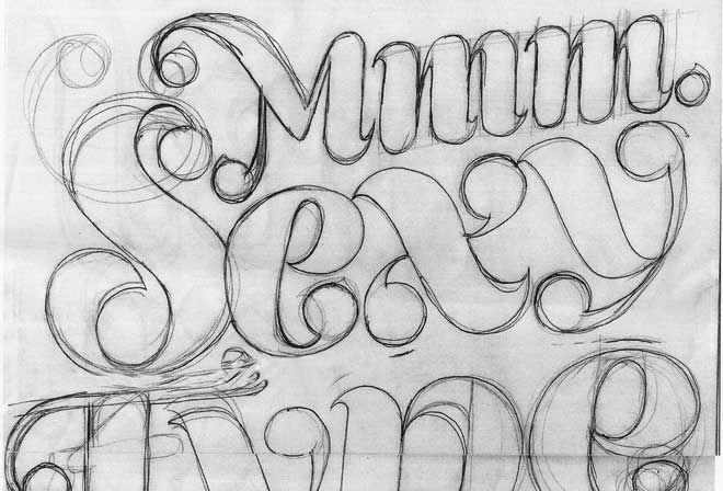 Mmm - Sketch